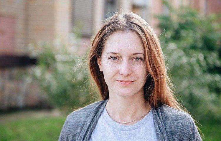 Российская журналистка Светлана Прокопьева рассказала КЗЖ о предъявляемых ей обвинениях в терроризме за репортажи. (Артем Аванесов)