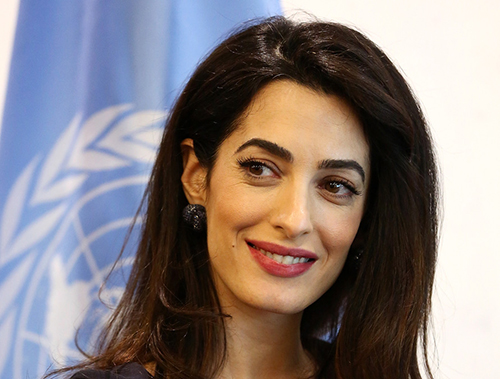 Amal and George Clooney Honored Virtually at Simon Wiesenthal Center's National Tribute Dinner ( IPFA.Amal_
