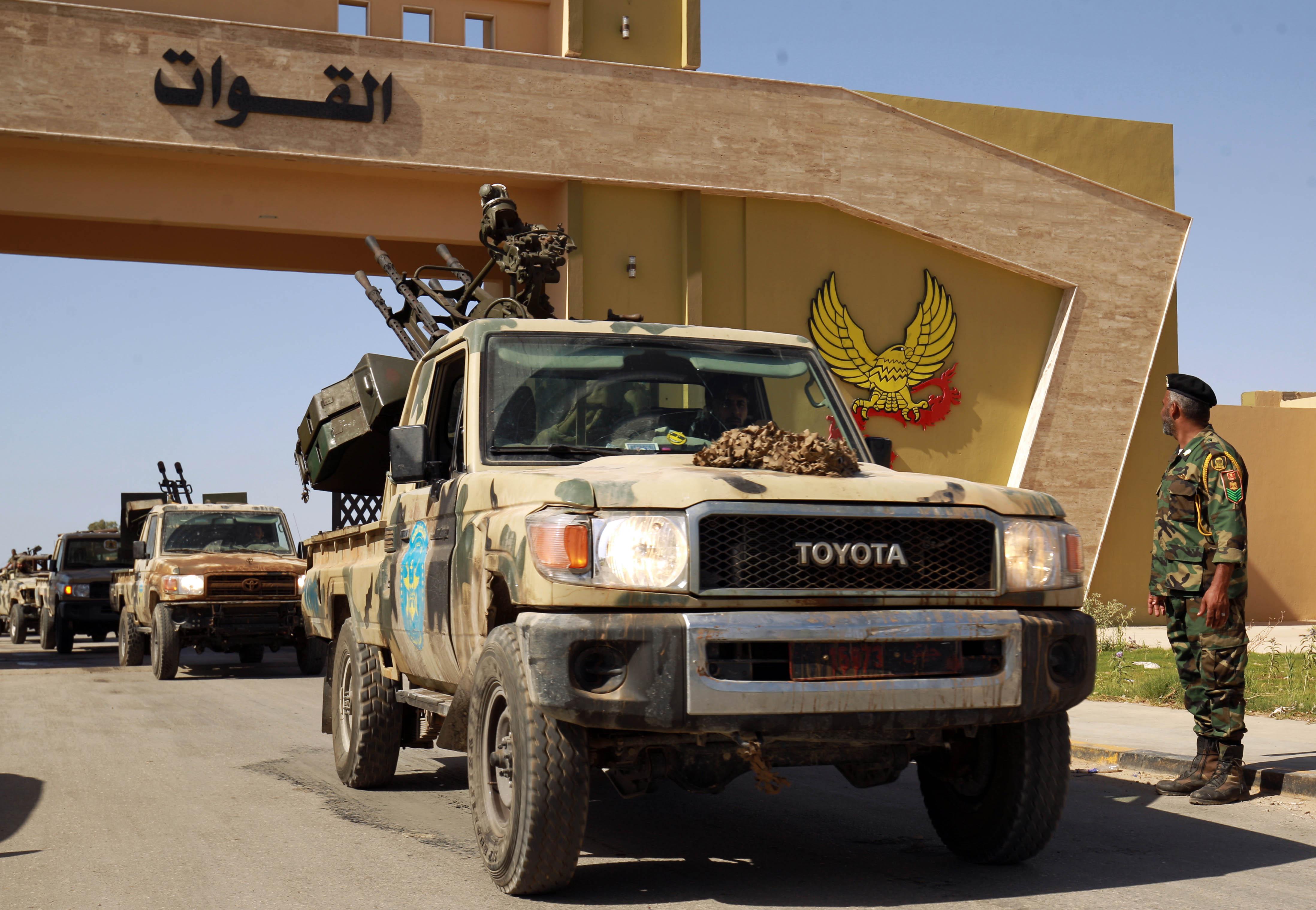 Libyan National Army 'sentences' freelance photojournalist Ismail Abuzreiba al-Zway to 15 years