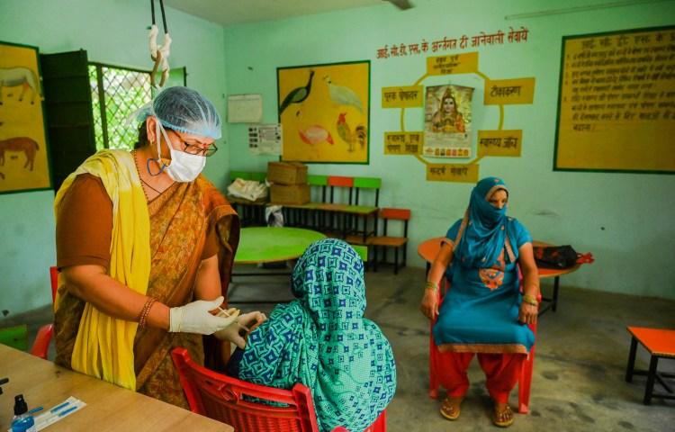Vaccine Uttar Pradesh
