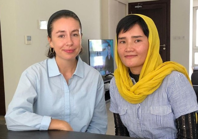 Doha Diary: CPJ's Lucy Westcott on her 'honor of a lifetime' — helping fleeing Afghan journalists